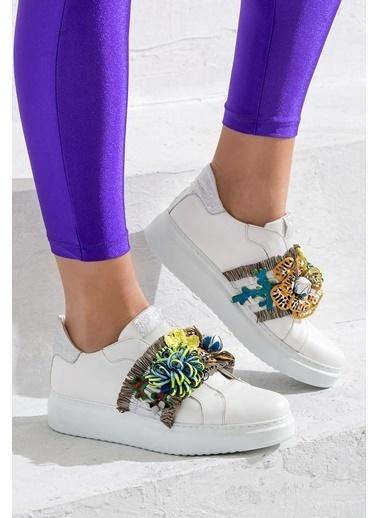 Elle Sneaker Ayakkabı Beyaz
